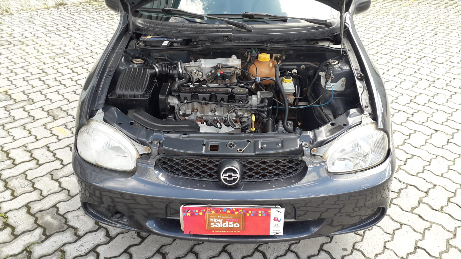 GM - Chevrolet Corsa Wind 1.0 MPF/MilleniumI/ EFI 4p