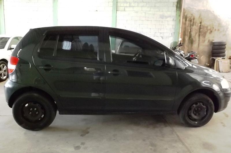 VW - VolksWagen Fox 1.0 Mi Total Flex 8V 5p