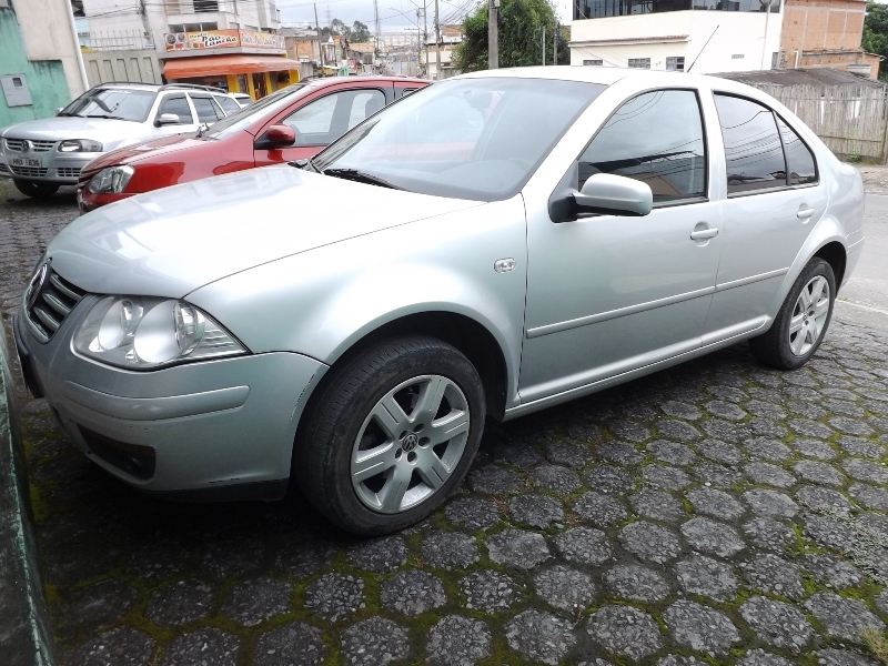 VW - VolksWagen Bora 2.0 8v Comfortline Aut.