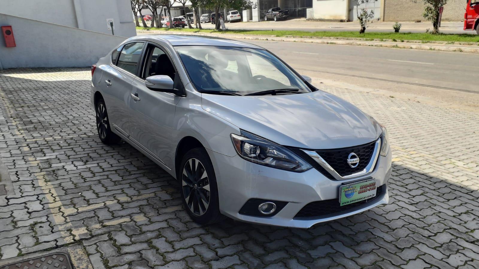 Nissan Sentra 2.0/ 2.0 Flex Fuel 16V Aut.