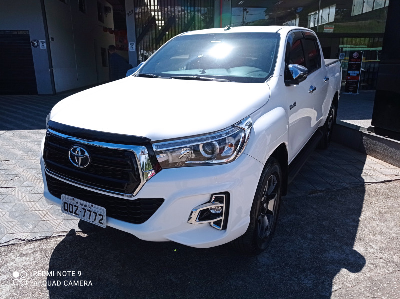 Toyota Hilux SRX CD