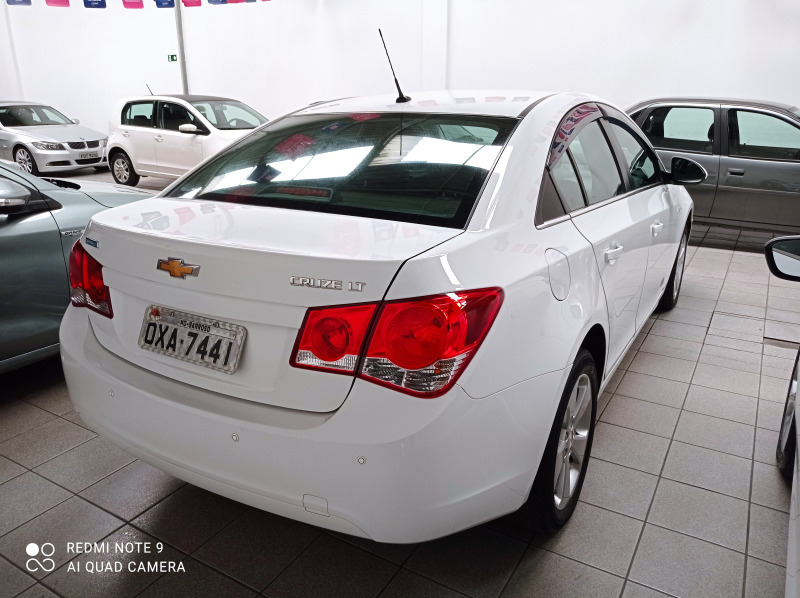 GM - Chevrolet Cruze LT Sedan