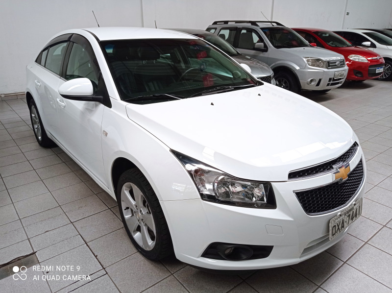 GM - Chevrolet Cruze LT Sedan