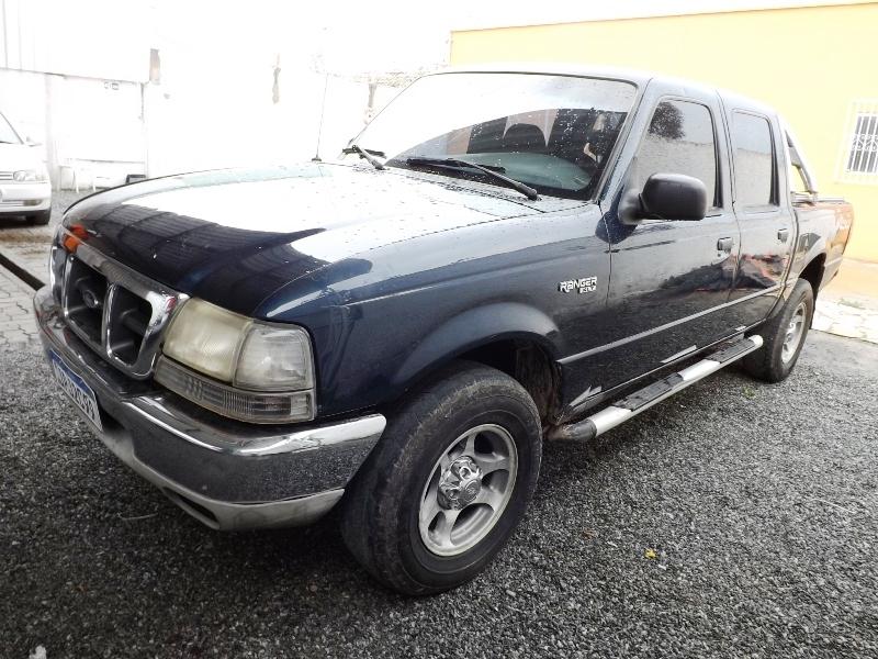 Ford Ranger XLT 2.8 8v 135cv 4x2 CD TB Diesel