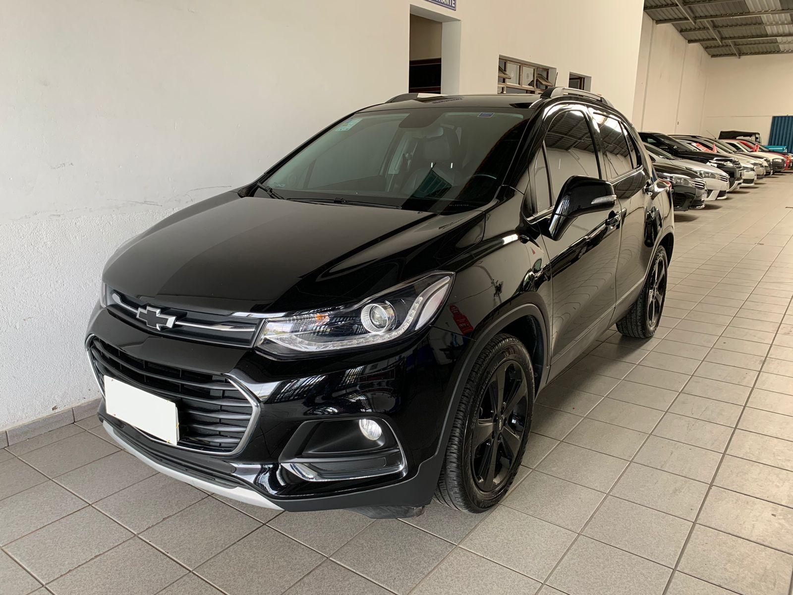 GM - Chevrolet Tracker Midnigth